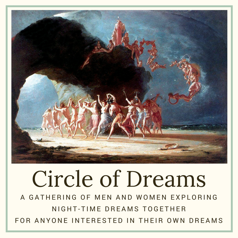 Circle of Dreams with Tom Lane  near Greensboro in Stoneville, NC